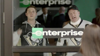 Enterprise TV Spot, 'Hockey Fans: Our Seats to Yours' Song by Rusted Root - Thumbnail 1