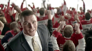 Enterprise TV Spot, 'Hockey Fans: Our Seats to Yours' Song by Rusted Root - 867 commercial airings