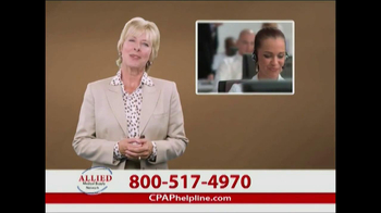 Allied Medical Supply Network TV Spot - Thumbnail 4