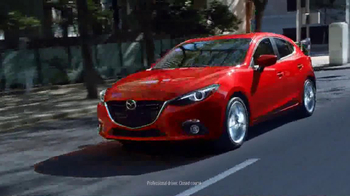 2014 Mazda3 TV Spot, 'Dare the Impossible' Song by Capital Cities - Thumbnail 5