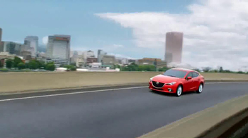 2014 Mazda3 TV Spot, 'Dare the Impossible' Song by Capital Cities - Thumbnail 7