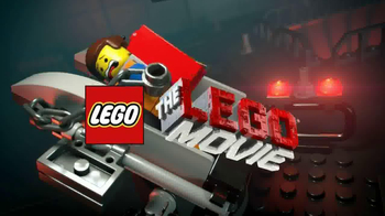 LEGO TV Spot, 'LEGO Movie Playsets'