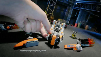 LEGO TV Spot, 'LEGO Movie Playsets' - Thumbnail 3