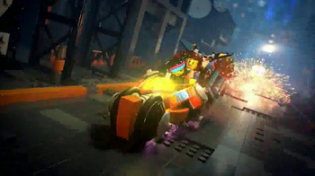 LEGO TV Spot, 'LEGO Movie Playsets' - Thumbnail 8
