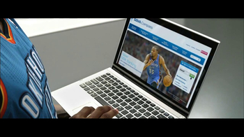 BBVA Compass TV Spot Featuring Kevin Durant - Thumbnail 5