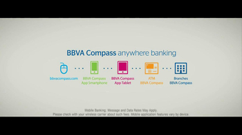 BBVA Compass TV Spot Featuring Kevin Durant - Thumbnail 7