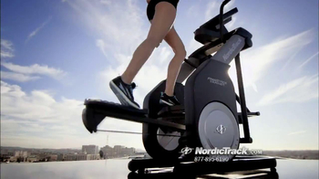 Nordic Track Free Stride Trainer TV Spot Song by Kenny Segal - Thumbnail 6