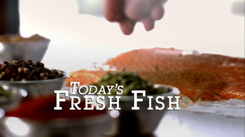 Red Lobster Fresh Fish Menu TV Spot