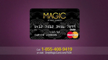 Magic Mastercard TV Spot, Featuring Magic Johnson - Thumbnail 6
