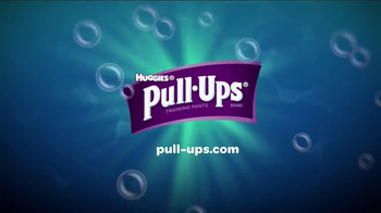 Huggies Pull-Ups Learning Designs TV Spot, 'First Flush: Little Mermaid' - Thumbnail 9