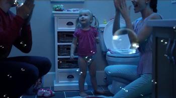 Huggies Pull-Ups Learning Designs TV Spot, 'First Flush: Little Mermaid' - Thumbnail 4