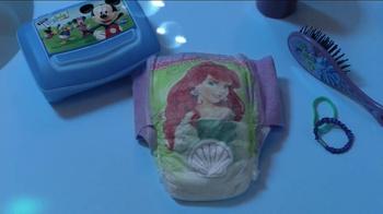 Huggies Pull-Ups Learning Designs TV Spot, 'First Flush: Little Mermaid' - Thumbnail 7