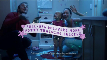 Huggies Pull-Ups Learning Designs TV Spot, 'First Flush: Little Mermaid' - Thumbnail 8