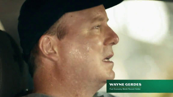 Quakerstate Ultimate Durability Full Synthetic TV Spot, 'Wayne Gerdes'