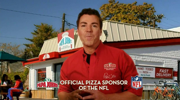 Papa John's 30th Anniversary TV Spot, 'Large One Topping 30¢' - Thumbnail 2