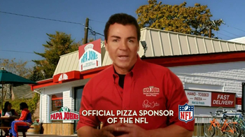 Papa John's 30th Anniversary TV Spot, 'Large One Topping 30¢' - Thumbnail 3
