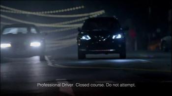 Nissan Rogue TV Spot, 'Briefcase: Uber Driver Kate' - Thumbnail 3