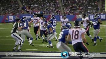 USA Network TV Spot, 'NFLCU' Featuring Mark Herzlich - 7 commercial airings