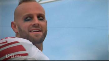 USA Network TV Spot, 'NFLCU' Featuring Mark Herzlich - Thumbnail 1
