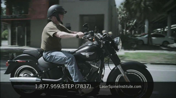 Laser Spine Institute TV Spot, 'First Step' - Thumbnail 9