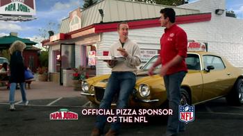 Papa John's TV Spot, 'Road Trip' Featuring Peyton Manning - Thumbnail 10