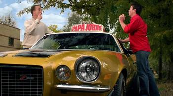 Papa John's TV Spot, 'Road Trip' Featuring Peyton Manning - Thumbnail 2