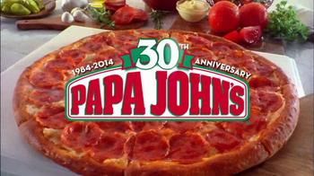 Papa John's TV Spot, 'Road Trip' Featuring Peyton Manning - Thumbnail 5