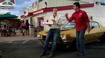Papa John's TV Spot, 'Road Trip' Featuring Peyton Manning - 1068 commercial airings