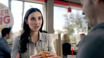 Burger King Rodeo Burger TV Spot, 'Hype Man'