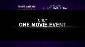 Justin Bieber's Believe - Alternate Trailer 6