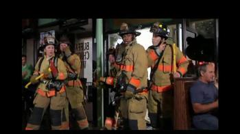 Beef 'O' Brady's Fajitas TV Spot, 'Firefighters'