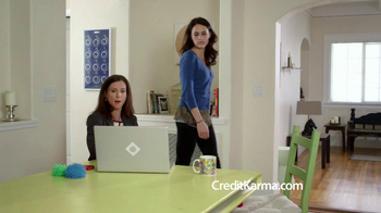 Credit Karma TV Spot, \'Marissa Talks to Websites\'