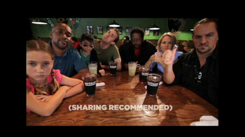 Beef 'O' Brady's Shareable Appetizers TV Spot