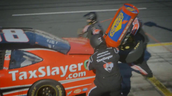 TaxSlayer.com TV Spot, 'Fast' Featuring Dale Earnhardt, Jr. - Thumbnail 6