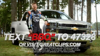 Great Clips TV Spot, 'Best Weekend' Featuring Dale Earnhardt Jr. - Thumbnail 6