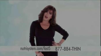 Nutrisystem Fast 5 TV Spot, 'Built for You' - Thumbnail 1
