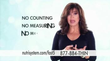 Nutrisystem Fast 5 TV Spot, 'Built for You' - Thumbnail 4