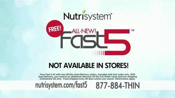Nutrisystem Fast 5 TV Spot, 'Built for You' - Thumbnail 6