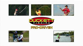 Duckett Fishing TV Spot, 'Pro Driven' - Thumbnail 7