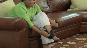 Ankle Genie TV Spot, 'Swollen Ankles' - Thumbnail 3