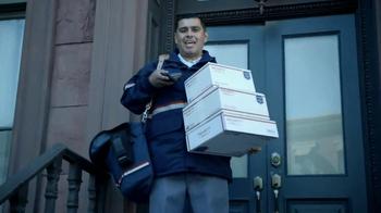 USPS Flat-Rate Boxes TV Spot, 'Auld Lang Returns' - Thumbnail 2