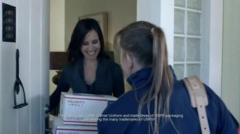 USPS Flat-Rate Boxes TV Spot, 'Auld Lang Returns' - Thumbnail 9