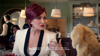 Atkins TV Spot, 'Bunny' Featuring Sharon Osbourne