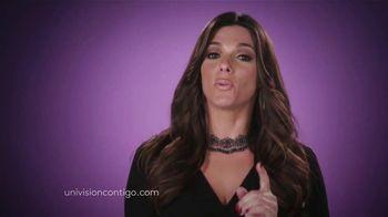 Univision Contigo TV Spot, 'Apoyo' [Spanish] - 108 commercial airings