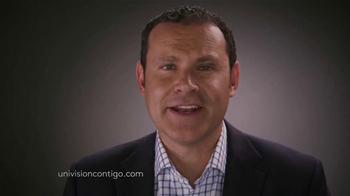 Univision Contigo TV Spot, 'Apoyo' [Spanish] - Thumbnail 1