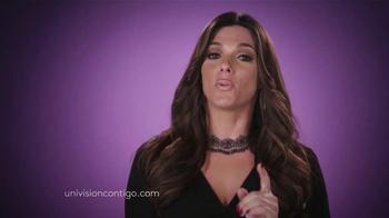 Univision Contigo TV Spot, 'Apoyo' [Spanish]