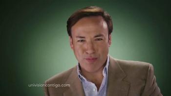 Univision Contigo TV Spot, 'Apoyo' [Spanish] - Thumbnail 6