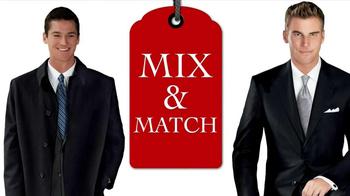 JoS. A. Bank TV Spot, 'Buy One, Get Three Free January 2013' - Thumbnail 10
