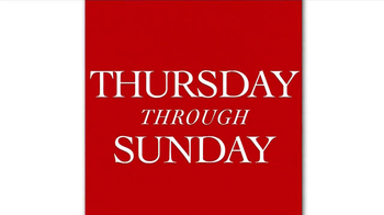 JoS. A. Bank TV Spot, 'Buy One, Get Three Free January 2013' - Thumbnail 3