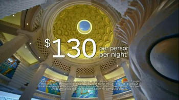Atlantis TV Spot, 'Imagine: $130 Per Person' - Thumbnail 6